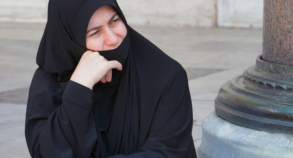 Femme turque
