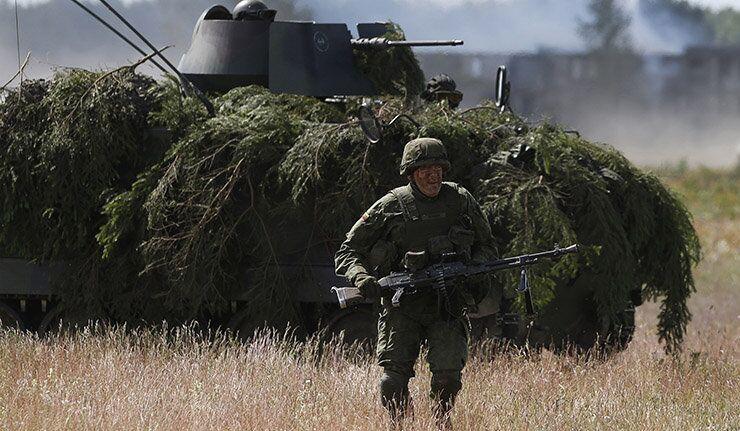 La militarisation est néfaste pour l'environnement