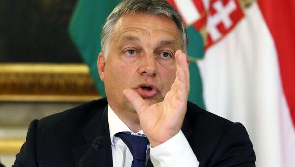 Premier ministre hongrois Viktor Orban - Sputnik France