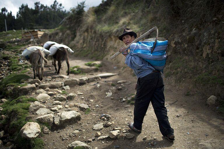 Pérou est le berceau de l'Empire inca