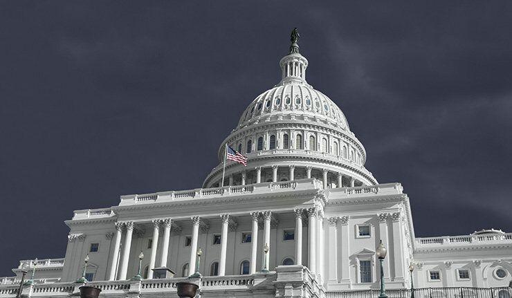 Le Sénat. USA.