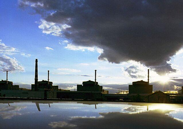 L'Ukraine achète du combustible nucléaire aux USA