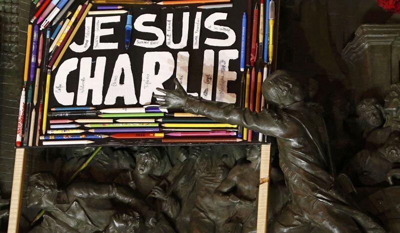 Nous avons peur, mais nous continuerons (journaliste de Charlie Hebdo)