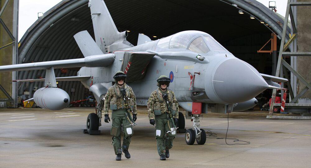 Londres reconnaît l'inefficacité de ses frappes aériennes en Syrie