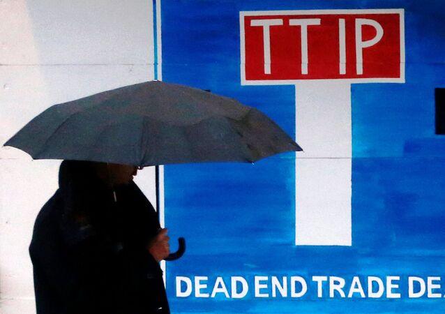 TTIP: les Européens refroidis par le protectionnisme américain