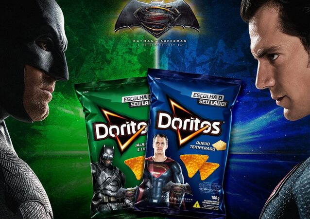 Batman vs Superman, des héros à croquer!