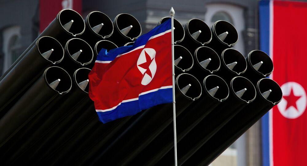 La Corée du Nord lance des missiles en mer du Japon