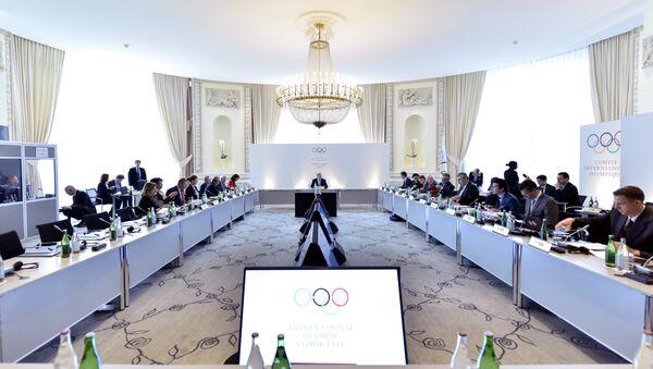 La commission exécutive du Comité international olympique (CIO) - Sputnik France