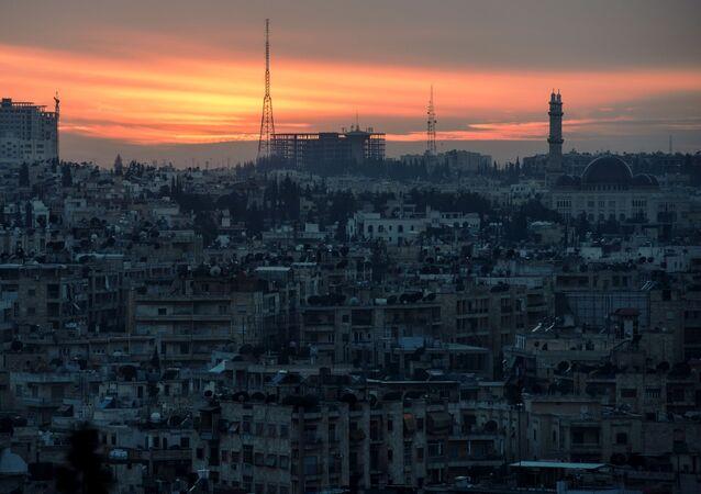 Alep, photo d'illustration