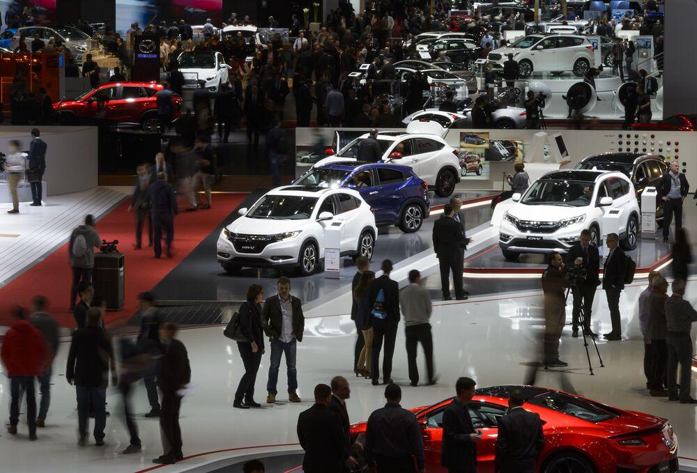 Les nouveautés du Salon de l'automobile de Genève
