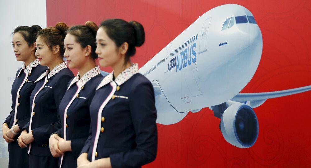 En Chine, Airbus lance la construction d'un centre de finition pour A330
