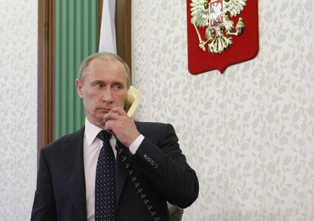 Poutine s'entretiendra sur la Syrie avec Merkel, Hollande et Cameron