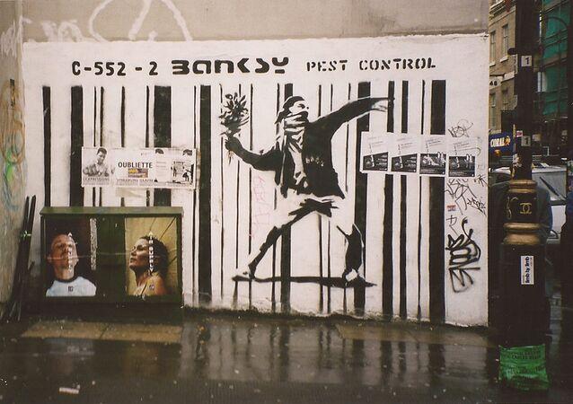 L'artiste Banksy ouvre un hôtel entre Israël et la Palestine