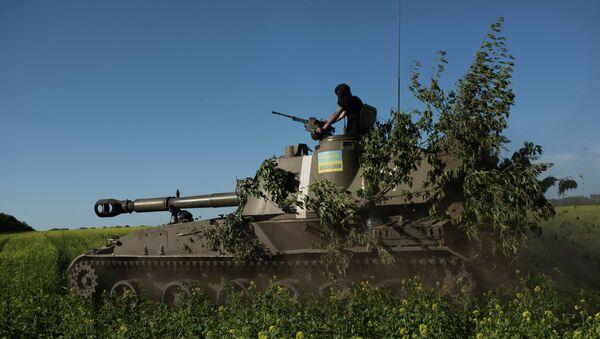 L'Ukraine continuera à renforcer son potentiel militaire - Sputnik France