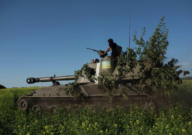 L'Ukraine continuera à renforcer son potentiel militaire