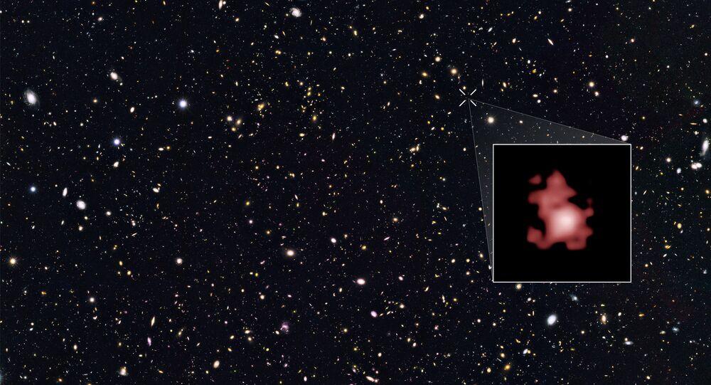 GN-z11, la galaxie la plus lointaine de l'univers