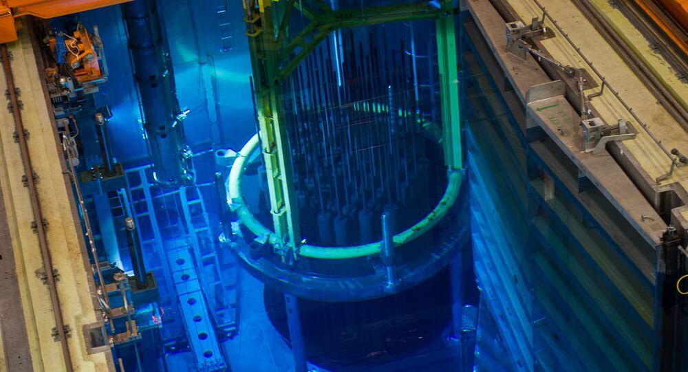 Un réacteur nucléaire