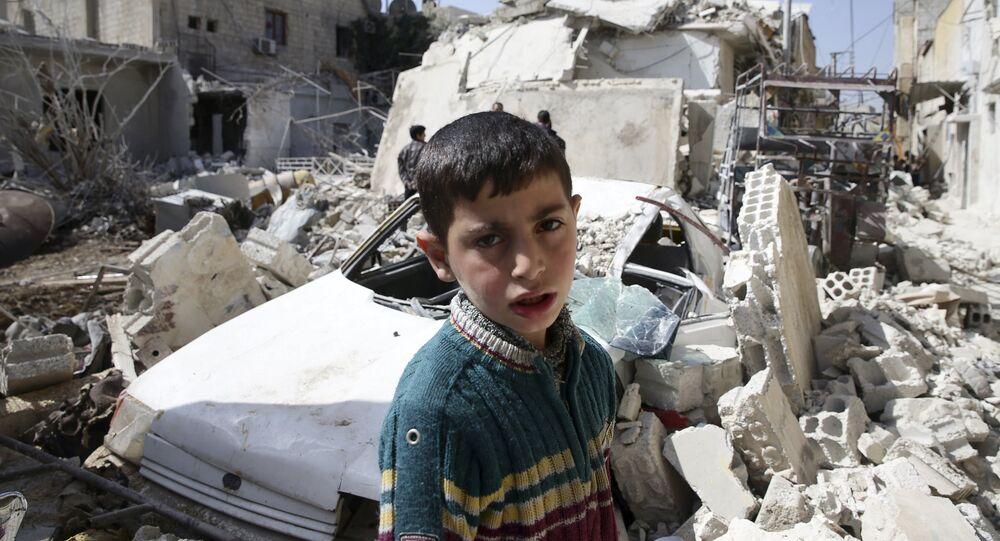 Une trêve en Syrie