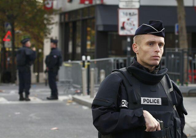 Police parisienne