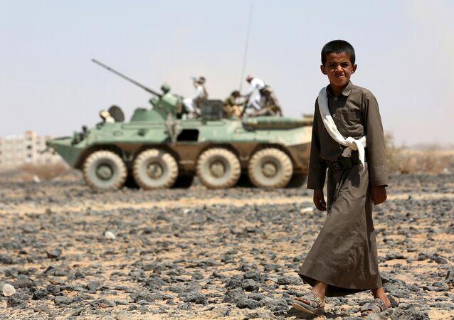 Un garçon yéménite (archives)