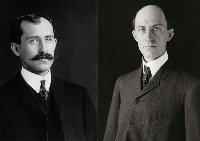 Orville et Wilbur Wright