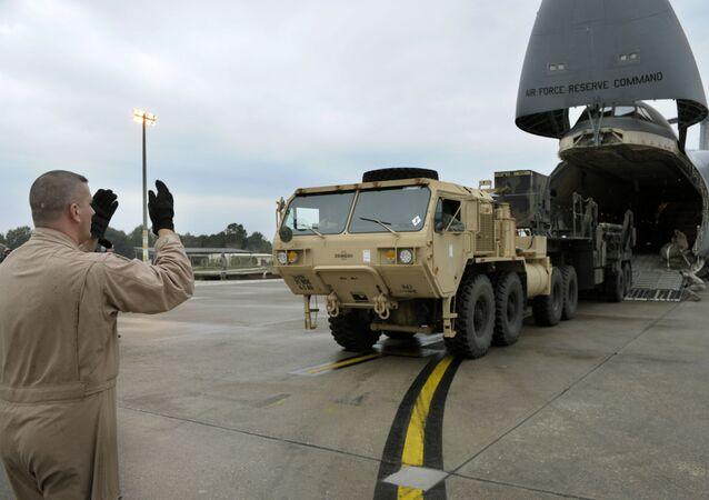 Patriot missile deployment