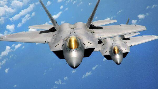 F-22 Raptor - Sputnik France