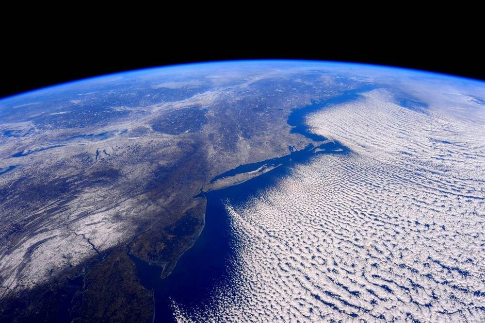 Les vues incroyables depuis le bord de la Station spatiale internationale