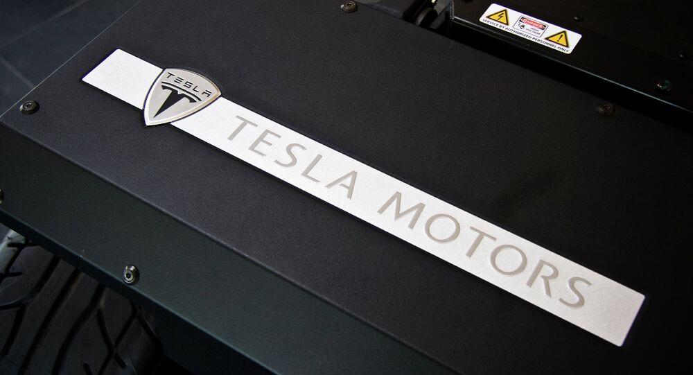 Tesla Motors Battery