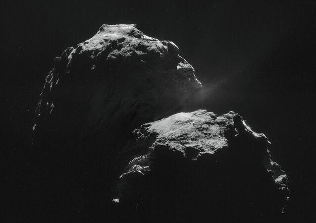 Les mystères de la comète 67P Tchouri enfin dévoilés