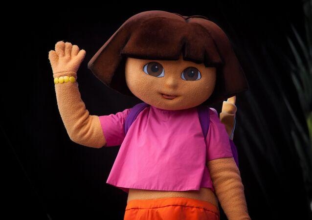 Dora l'exploratrice au service de Daech