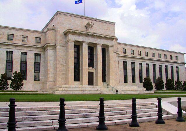 QG de la Réserve fédérale (FED) à Washington