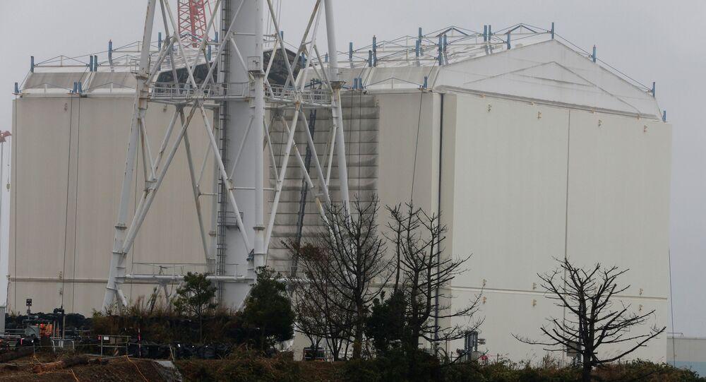 La centrale nucléaire de Fukushima