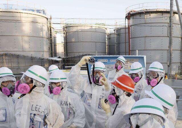 Touchées par le cancer, des victimes de Fukushima s'en prennent aux autorités