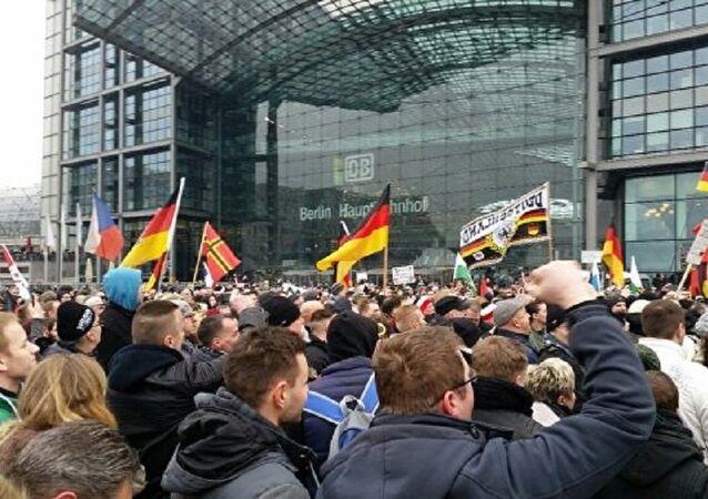 Meeting à Berlin