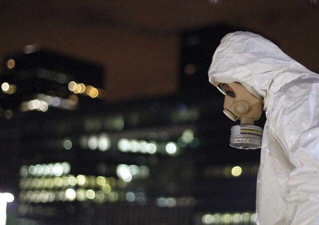 Les dernières armes chimiques ont quitté la Libye