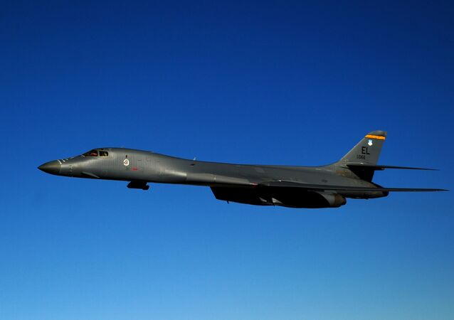 Un B-1B Lancer (archive photo)