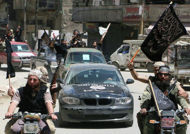 Le Front  al-Nosra en Syrie