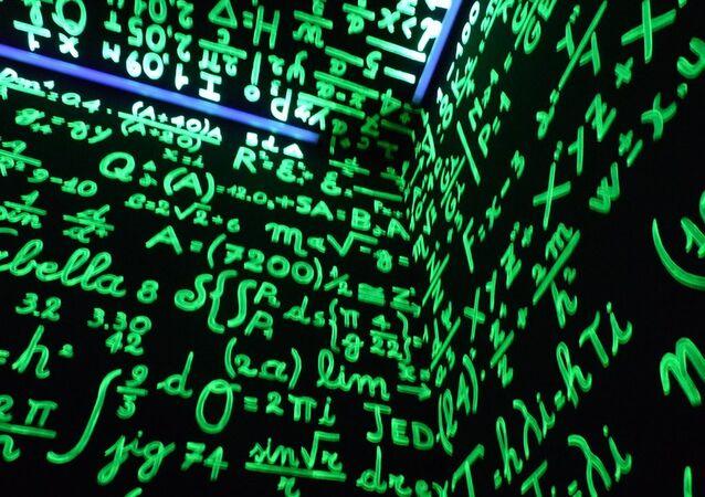 Les formules mathématiques