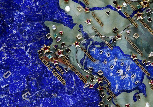 carte de Crimée