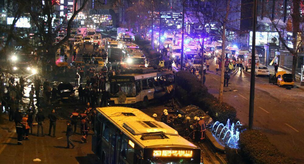 Un groupe radical kurde proche du PKK revendique l'attentat d'Ankara