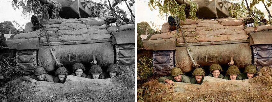 Les photos grâce auxquelles l'histoire prend vie