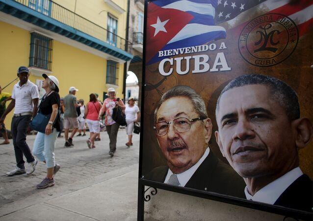 Visite historique: pourquoi Obama se rend-t-il à Cuba?
