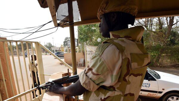 Bamako, police - Sputnik France