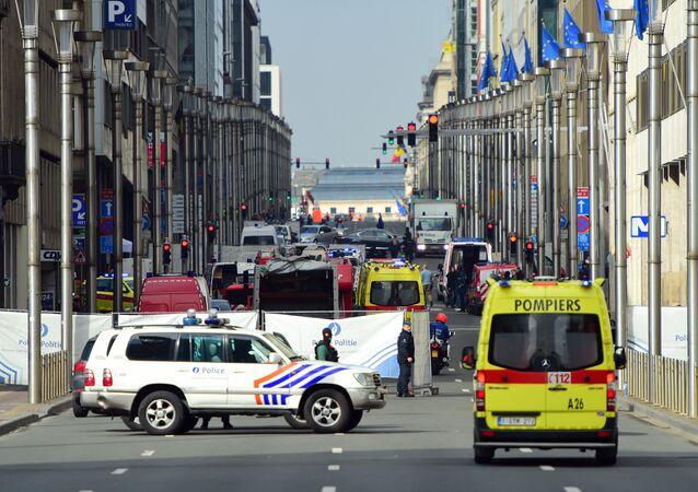 Charles Michel: la Belgique frappée par deux attentats aveugles, violents et lâches