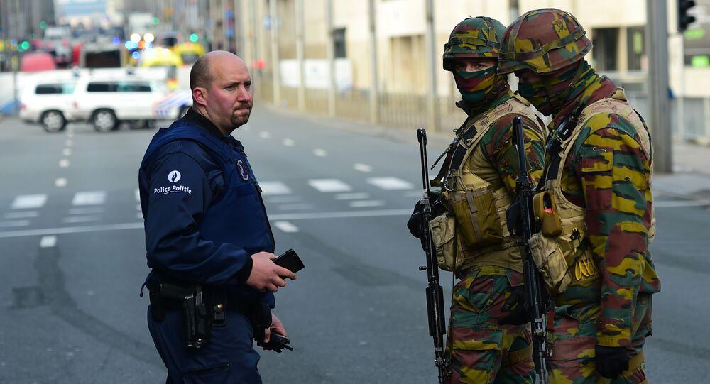 Bruxelles: l'explosion dans le quartier européen provoquée par les démineurs