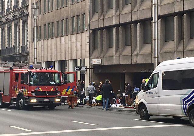 15 morts dans les attentats du métro de Bruxelles
