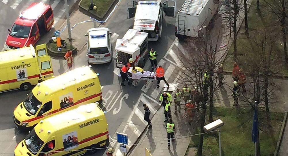 Le bilan des attentats de Bruxelles s'alourdit à 34 morts