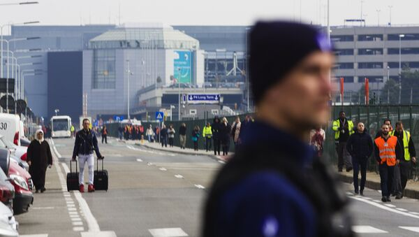Bruxelles: explosions à Zaventem, l'aéroport fermé - Sputnik France