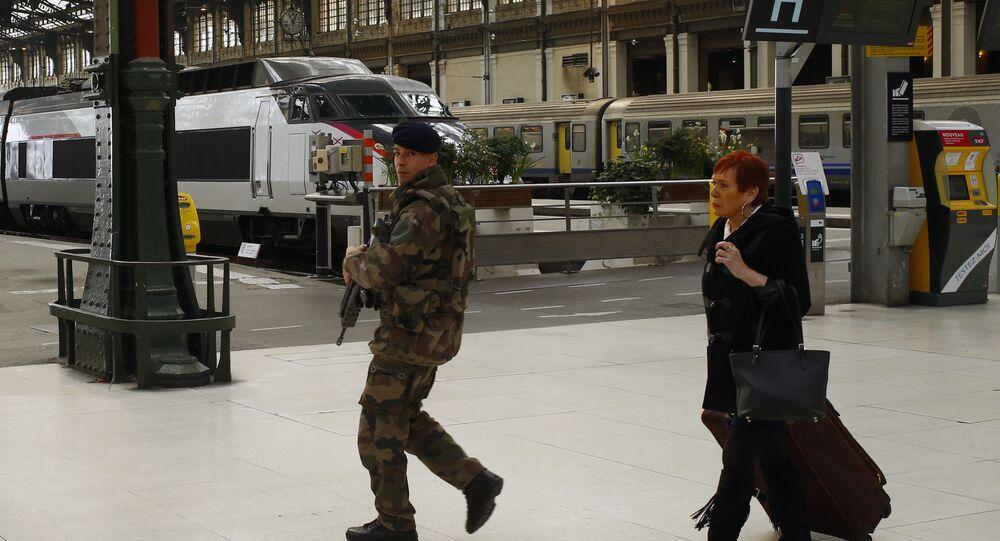 70 kilos d'or volés à Lyon en plein état d'urgence!